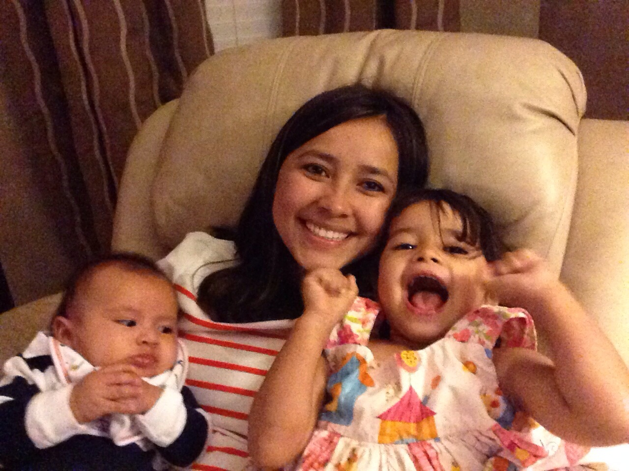 Even 1000 miles away in Tennessee Estella and her babies are part of us.