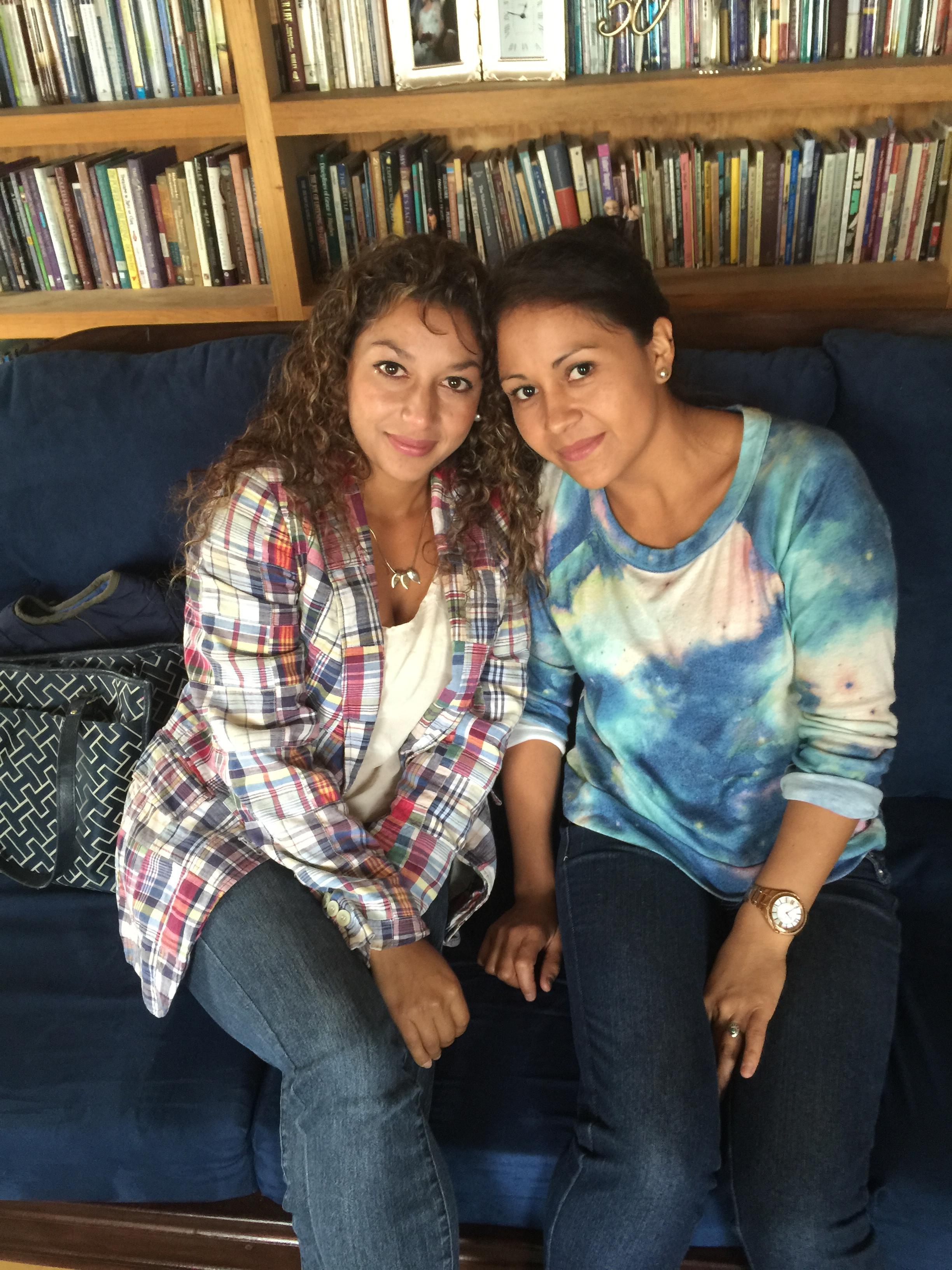 Vivian & Brenda