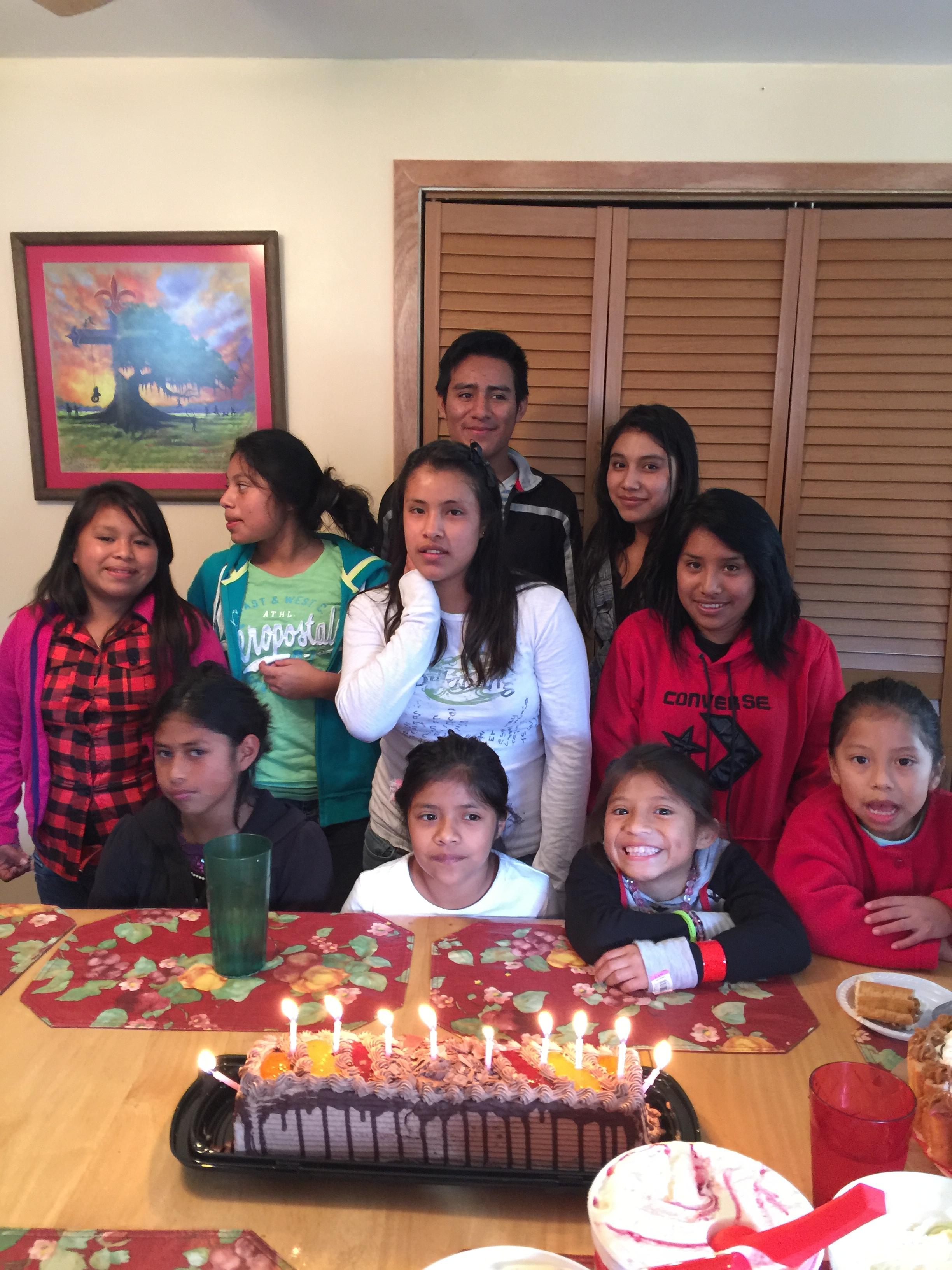 Todays birthday kids
