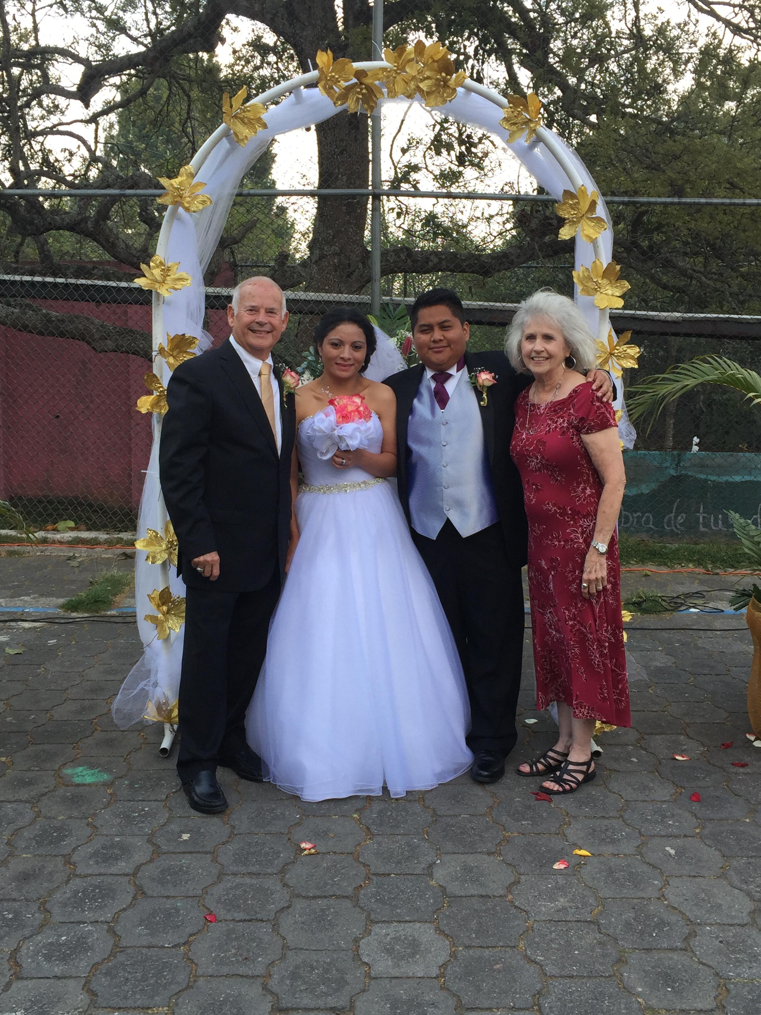 Senor & Senora Jacob Ortiz Chanoy