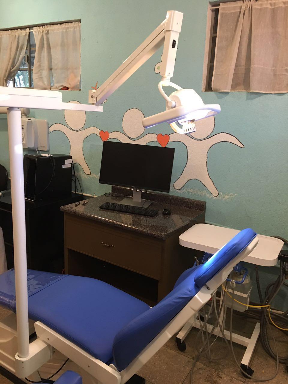 Dental set-up