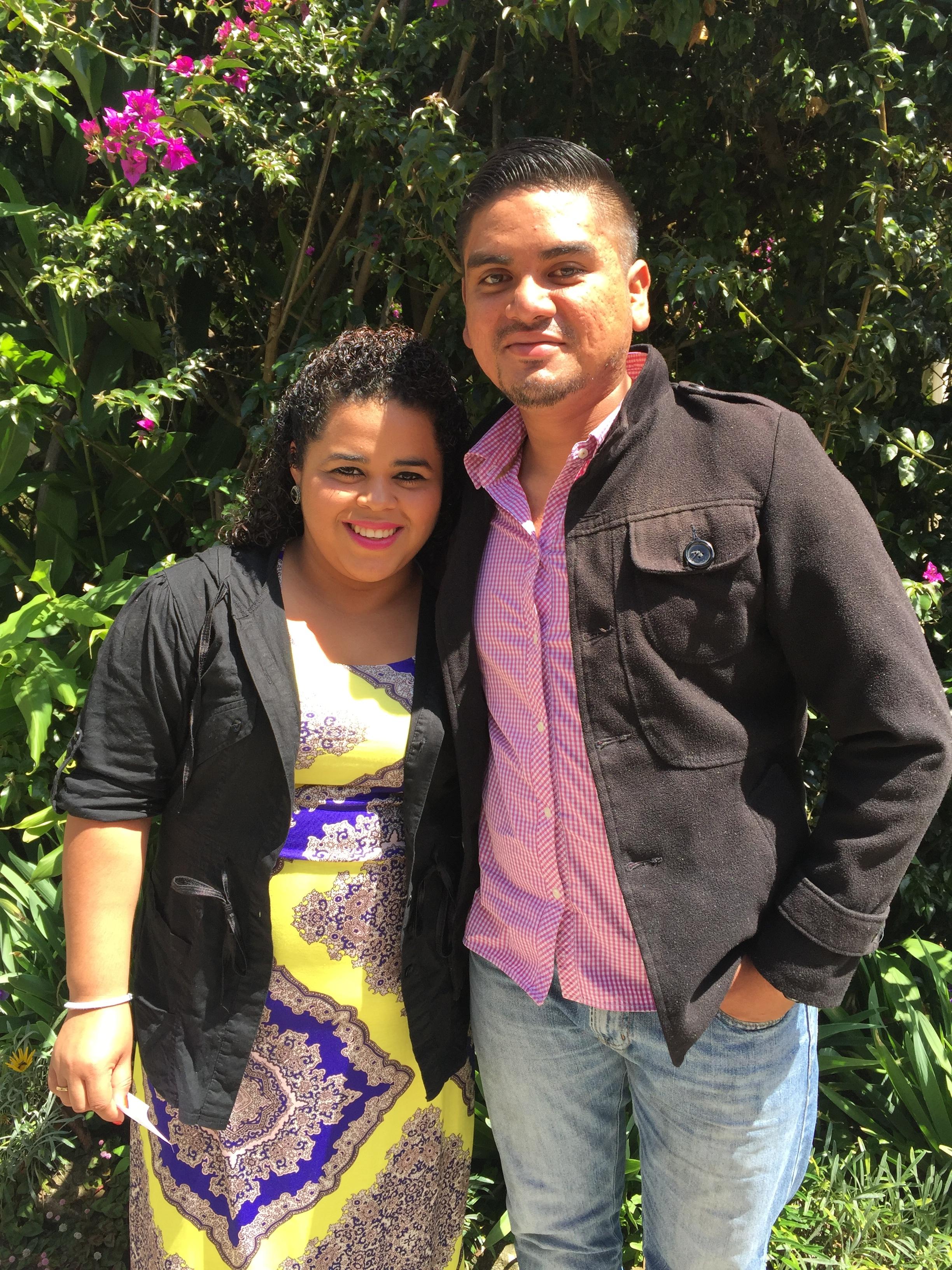 Dorothy & Ricardo: Wedding in November