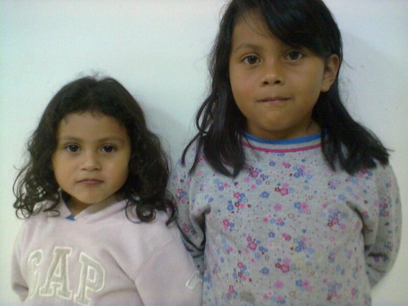 Precious sisters